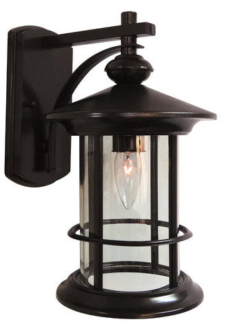 F-2851-ORB Bonaventure Top Mount Outdoor Light Fixture