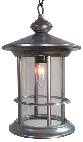 F-2854-BAL Bonaventure Chain Mount Outdoor Light Fixture