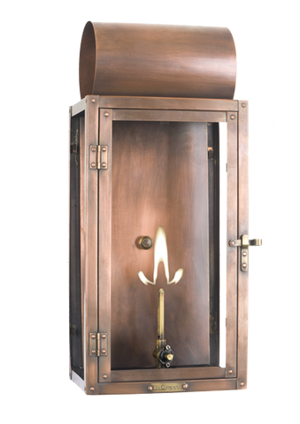 The CopperSmith WT18 Whitney Gas or Electric Lantern