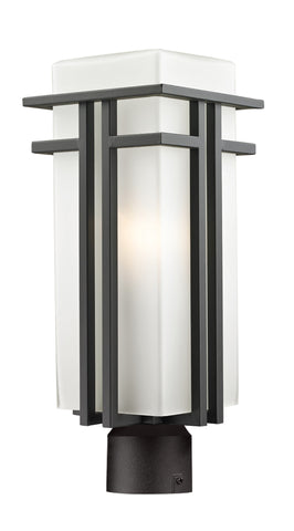 550PHB-ORBZ-R Abbey Outdoor Post Light