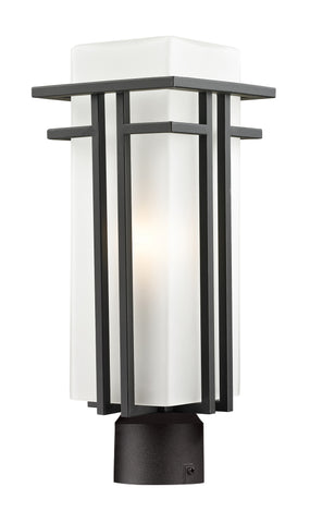 550PHM-ORBZ-R Abbey Outdoor Post Light