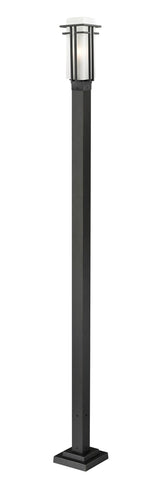 550PHM-536P-ORBZ Abbey    Outdoor Post Light