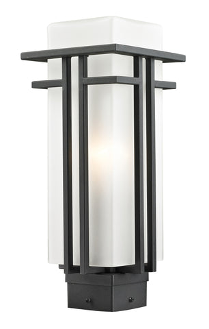 549PHM-BK Abbey Outdoor Post Light