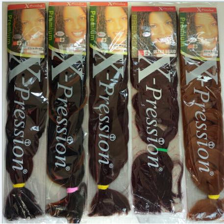 X-Pression Premium Hair - Go Natural 24/7, LLC