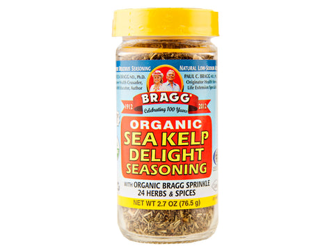 Bragg Foods Organic Sea Kelp Delight Seasoning