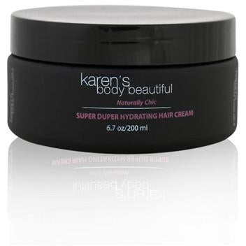 Karen's Body Beautiful Super Duper Hydrating Hair Cream 6.7oz - Go Natural 24/7, LLC
