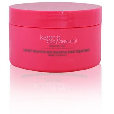 Karen's Body Beautiful Secret Weapon Restorative Hair Treatment - Go Natural 24/7, LLC