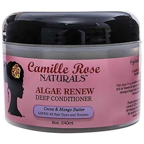 Camille Rose Naturals Algae Renew Deep Conditioner - Go Natural 24/7, LLC