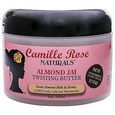 Camille Rose Naturals Almond Jai Twisting Butter - Go Natural 24/7, LLC
