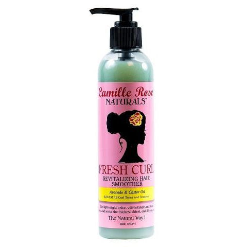 Camille Rose Naturals Fresh Curl Revitalizing Hair Smoother - Go Natural 24/7, LLC