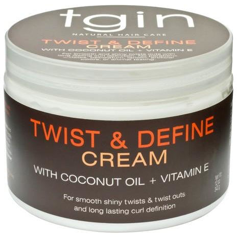 TGIN Twist & Define Cream - Go Natural 24/7, LLC