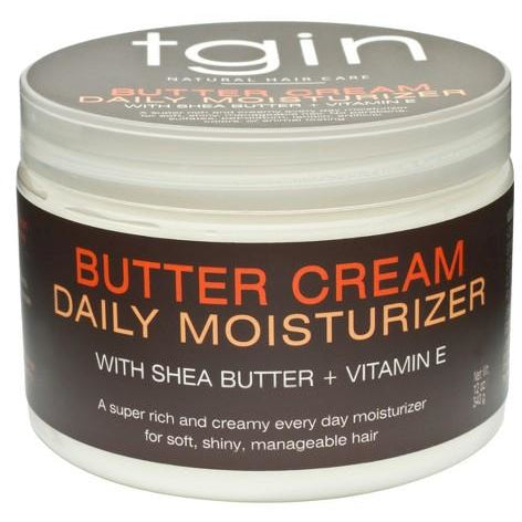 TGIN Butter Cream Daily Moisturizer - Go Natural 24/7, LLC