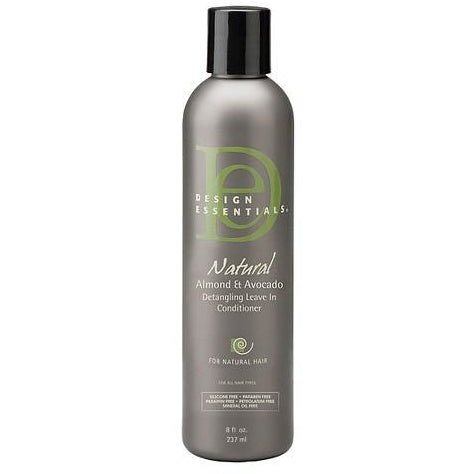 Design Essentials Natural Almond & Avocado Detangling Leave-In Conditioner - Go Natural 24/7, LLC