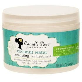 Camille Rose Naturals Coconut Water Penetrating Hair Treatment - Go Natural 24/7, LLC