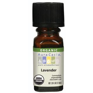 Aura Cacia Lavender Organic Essential Oil - Go Natural 24/7, LLC