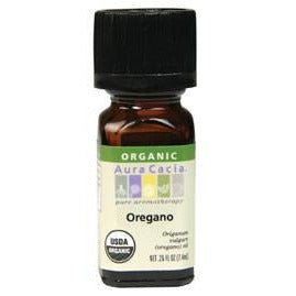Aura Cacia Oregano Organic Essential Oil - Go Natural 24/7, LLC