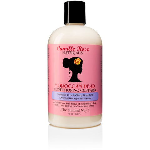Camille Rose Moroccan Pear Conditioning Custard - Go Natural 24/7, LLC