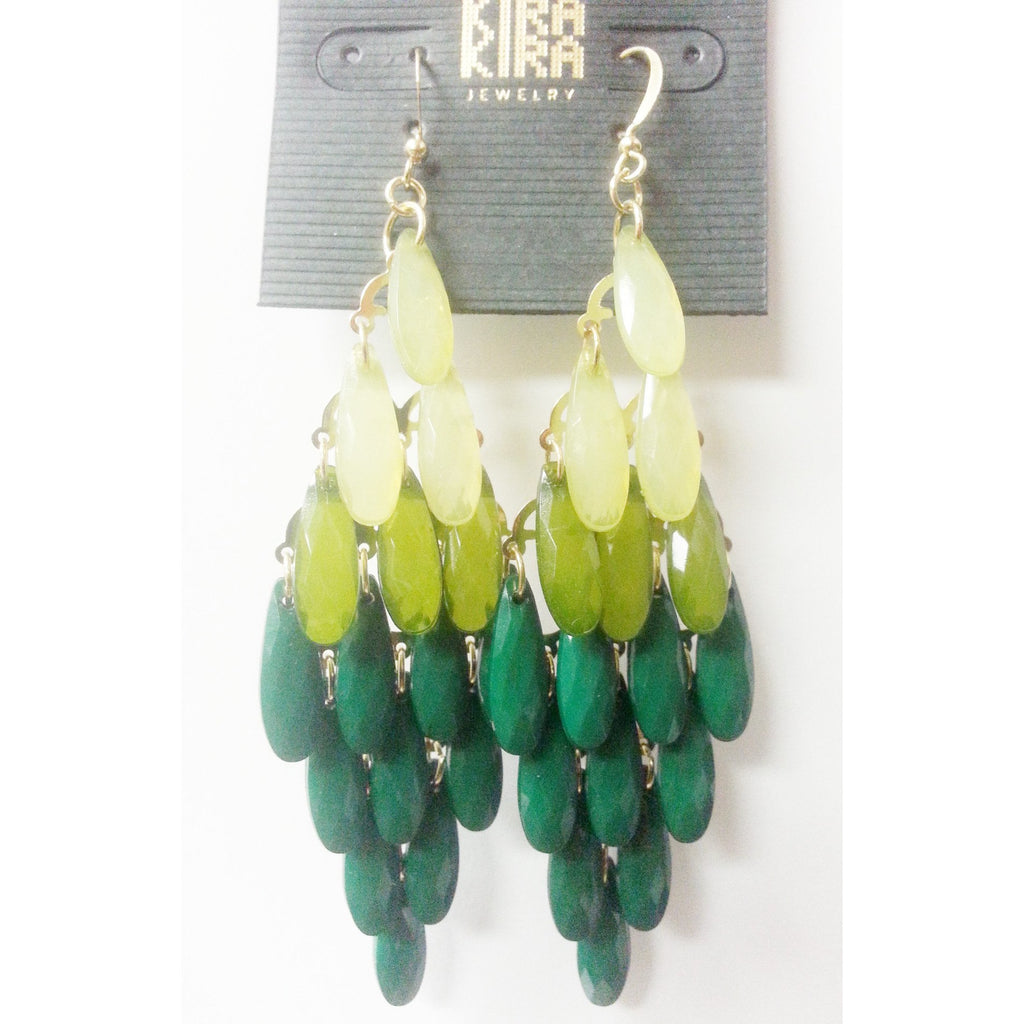 Mia Collections -Shades of Green
