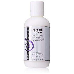 Curly Hair Solutions Pure Silk Protein - Go Natural 24/7, LLC