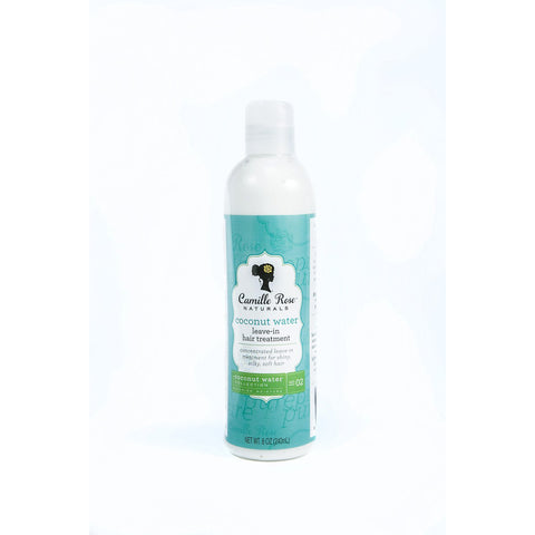 Camille Rose Naturals Coconut Water Leave-in Detangling Hair Treatment - Go Natural 24/7, LLC