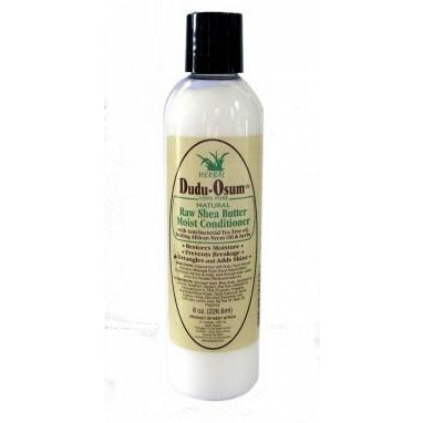 DuDu-Osum Natural Raw Shea Butter Moist Conditioner 8 oz - Go Natural 24/7, LLC