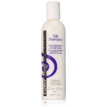 Curly Hair Solutions Silk Shampoo - Go Natural 24/7, LLC