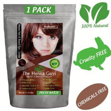 The Henna Guys Henna Hair Color - Go Natural 24/7, LLC