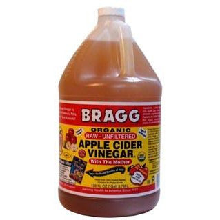 Bragg Organic Raw Apple Cider Vinegar - Go Natural 24/7, LLC