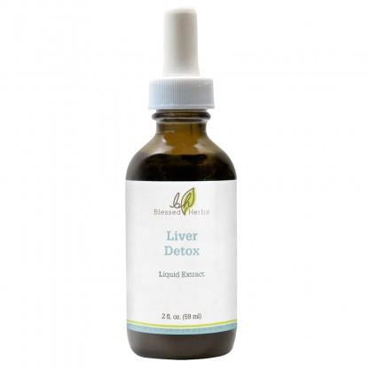 Blessed Herbs Liver Detox Virtue - Go Natural 24/7, LLC