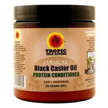 Tropic Isle Living Black Castor Oil Protein Conditioner - Go Natural 24/7, LLC