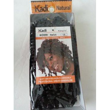 Kadi Natural Bomb Twist - Go Natural 24/7, LLC