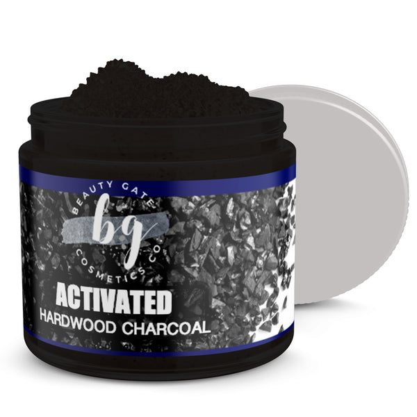 Beauty Gate Activated Black Charcoal - Go Natural 24/7, LLC