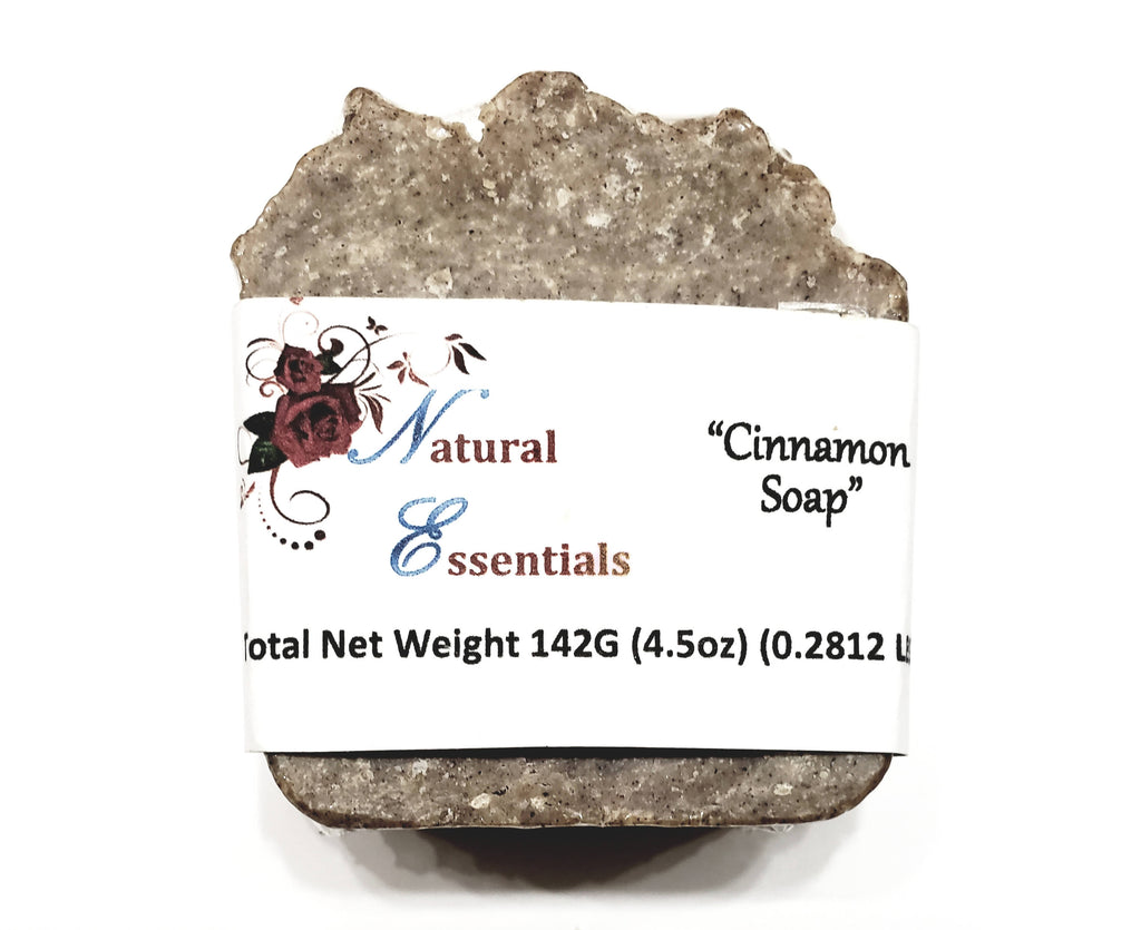 Natural Essentials Cinnamon Soap