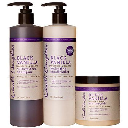 Carol's Daughter Black Vanilla Conditioning Hair Set - Go Natural 24/7, LLC