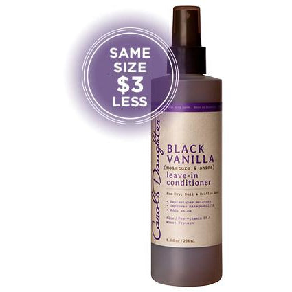 Carol's Daughter Best Seller! Black Vanilla Leave-In Conditioner - Go Natural 24/7, LLC