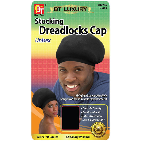 Beauty Town Stocking Dreadlocks Cap - Go Natural 24/7, LLC
