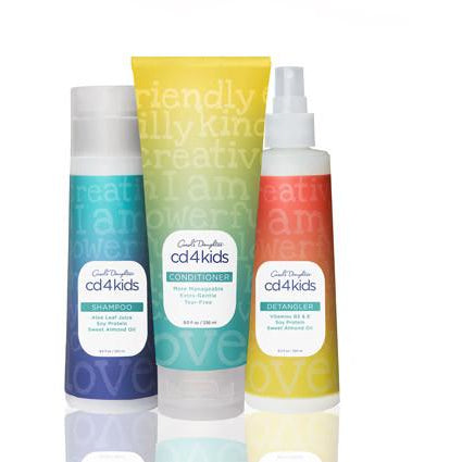 Carol's Daughter Tangle-Free! CD4KIDS TRIO - Go Natural 24/7, LLC