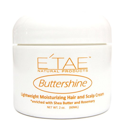 E'TAE Buttershine Moisturizing Hair & Scalp Cream