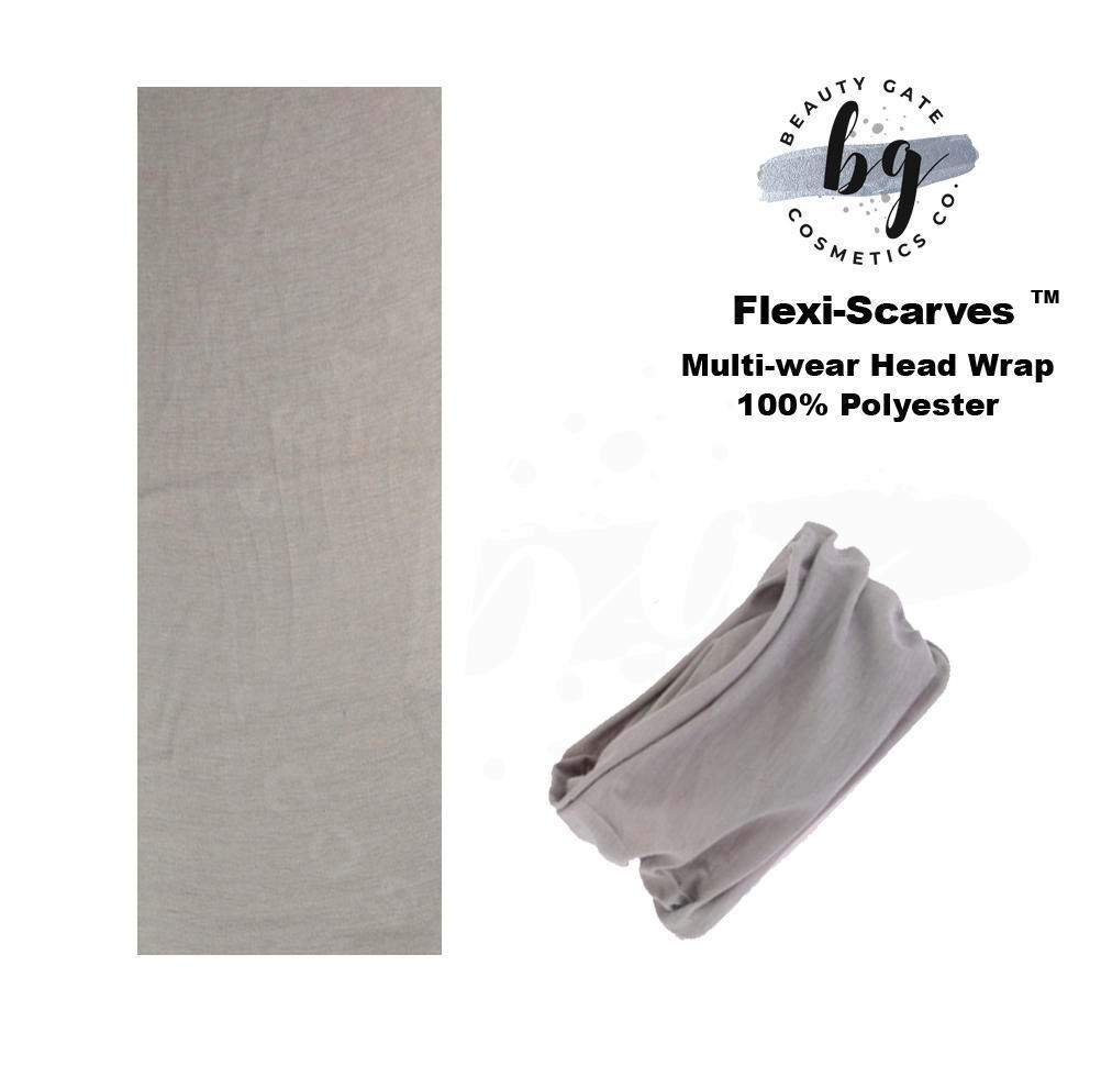 Locs Protected Flexi-Scarves™ Lt Gray