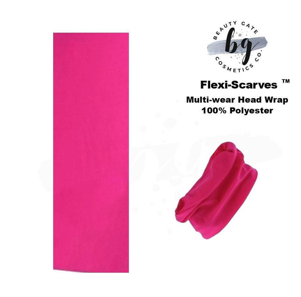 Locs Protected Flexi-Scarves™ Pink