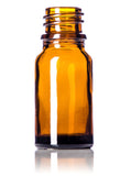 Go Natural 24/7 - 10 ml Amber Glass Bottle