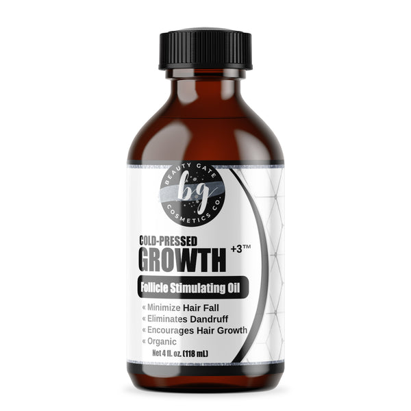 Beauty Gate Growth Plus 3 Follicle Stimulating Oil - Go Natural 24/7, LLC