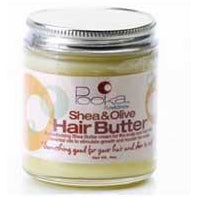 Pooka Pure & Simple Shea & Olive Hair Butter - Go Natural 24/7, LLC