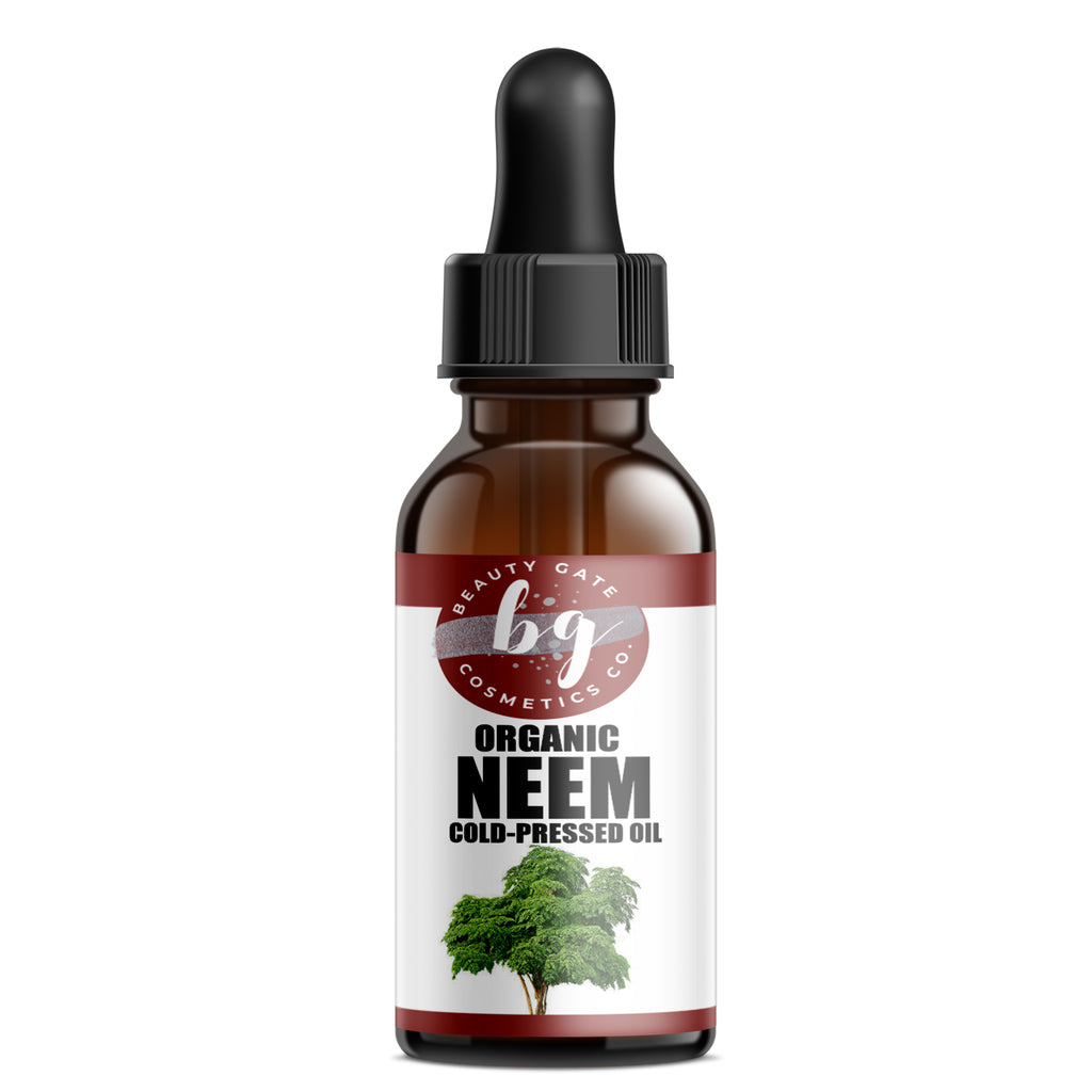 Beauty Gate Organic Neem Oil - Go Natural 24/7, LLC