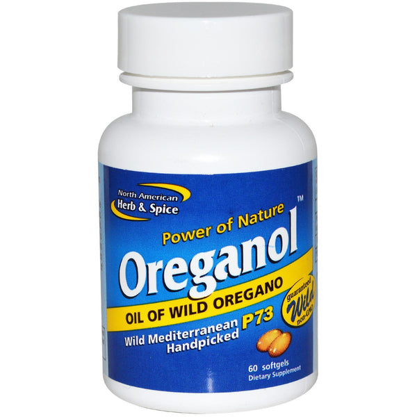 North American Herb & Spice Oreganol P73