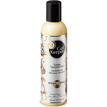 Curly Hair Solutions Curl Keeper Styling Cream - Go Natural 24/7, LLC