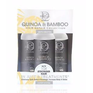 Design Essentials Natural Quinoa & Bamboo Hair Repair Collection - Go Natural 24/7, LLC
