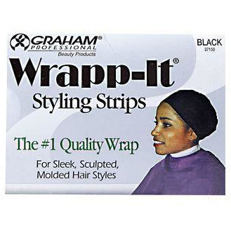 Go Natural 24/7 Wrapp-It Styling Strips - Go Natural 24/7, LLC