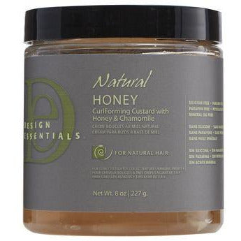 Design Essentials Natural Honey Curl Forming Custard - Go Natural 24/7, LLC