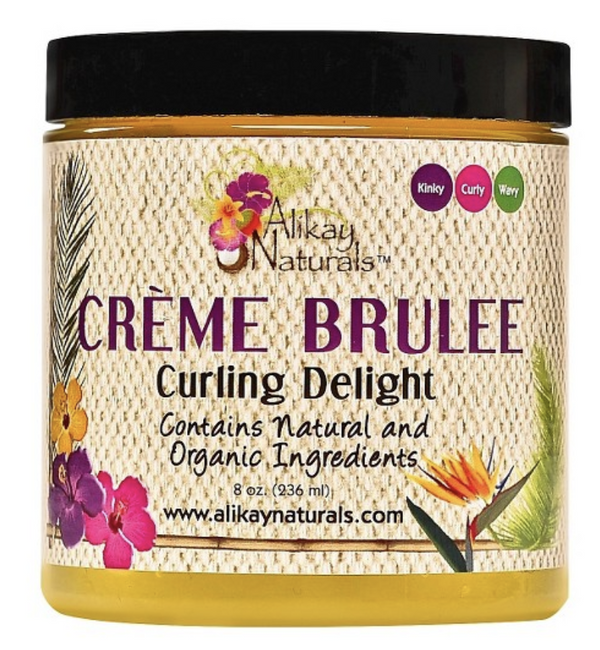 Alikay Naturals Creme Brulee Curling Delight - Go Natural 24/7, LLC
